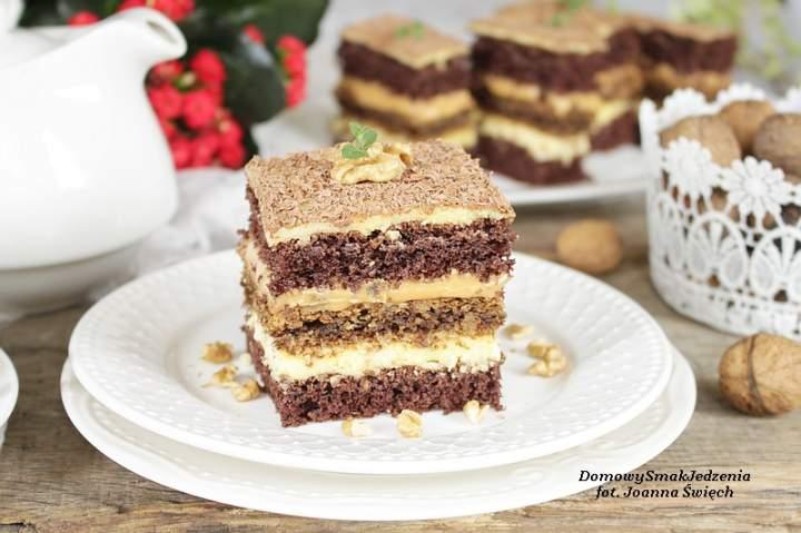 ciasto a la snikers s. Anastazji