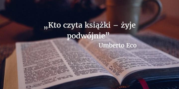 Dlaczego czytamy książki?