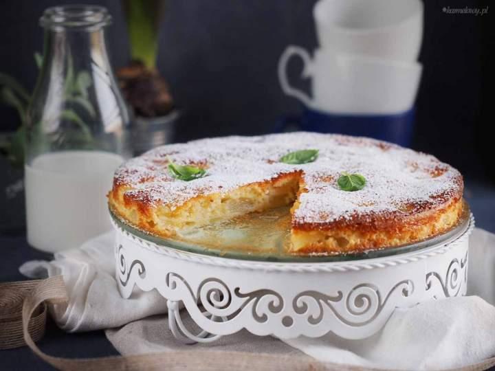 Łatwe ciasto z gruszkami / Easy pear cake