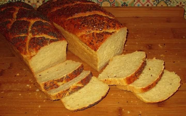 Chleb pszenny, ziemniaczany…