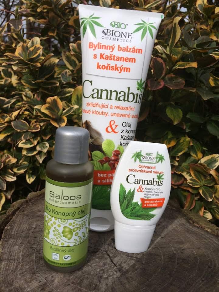 Ekstrakt z konopi w kosmetykach – olejek, serum do twarzy oraz balsam do ciała