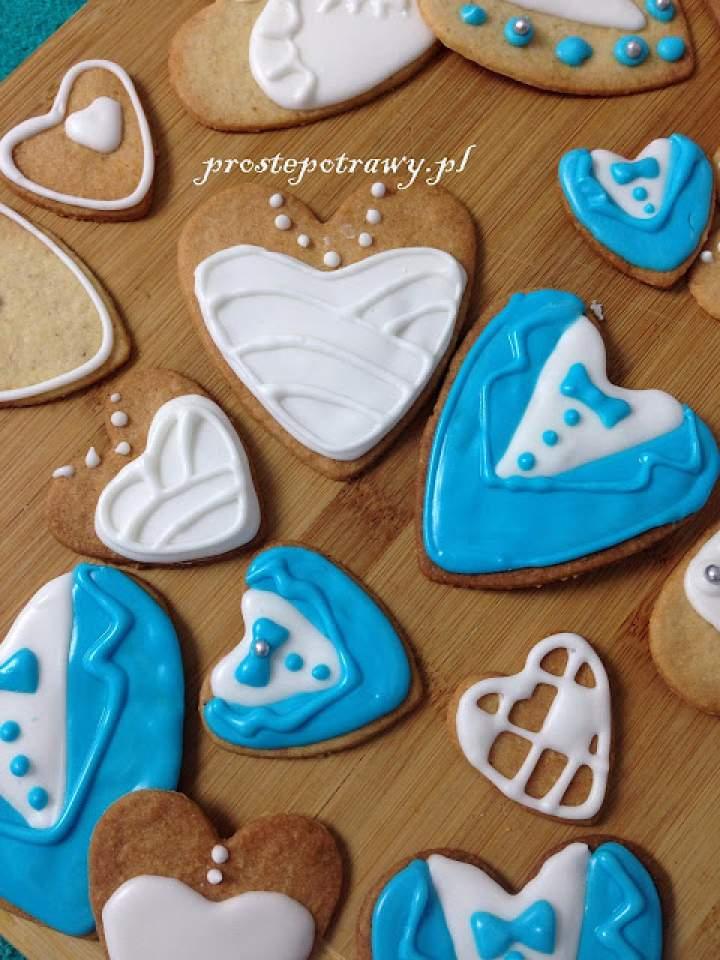 Tanie ślubne prezenty dla gości- ciasteczka