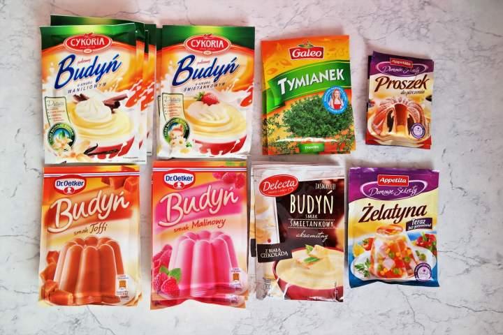 Moje zakupy w Polskim Koszyku