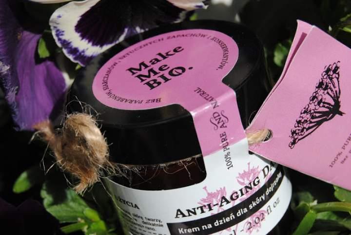 Krem Make Me BIO oraz serum z kwasem hialuronowym Inya – recenzja kosmetyków do twarzy
