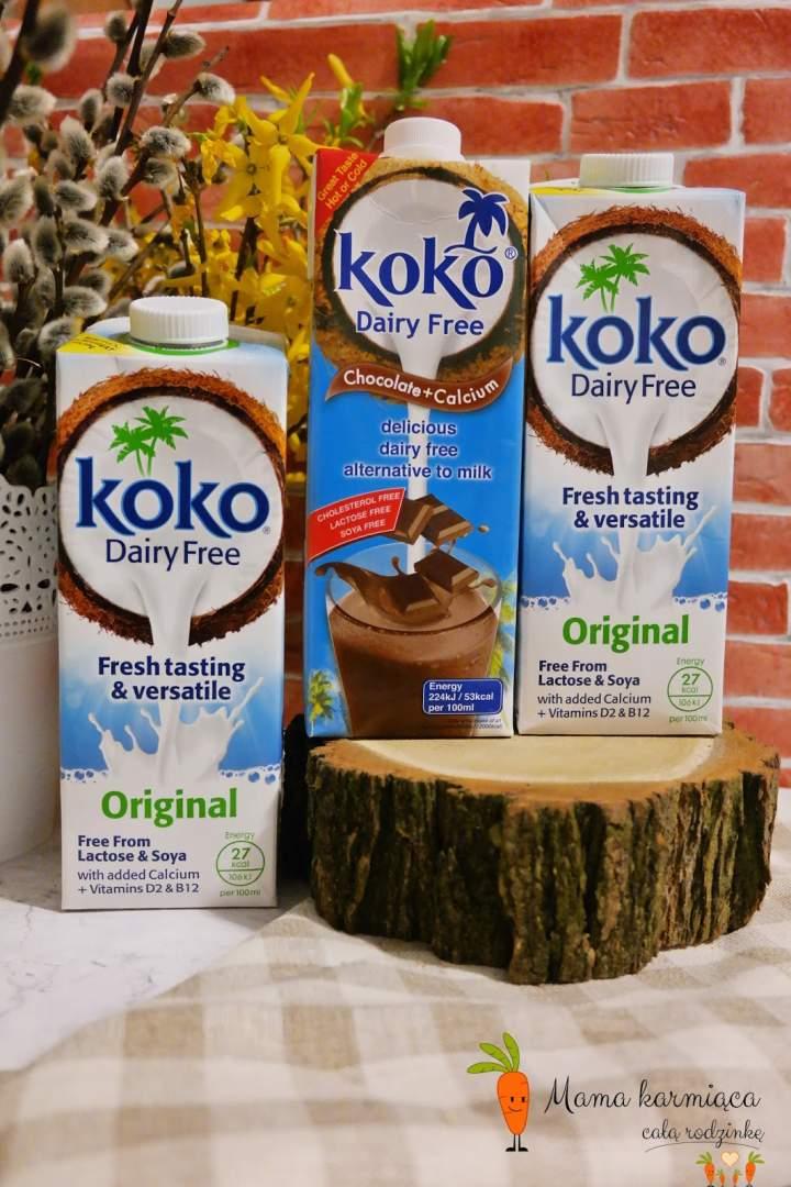 Mleko kokosowe Koko Dairy Free