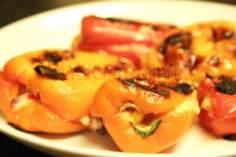 Faszerowane papryczki z grilla