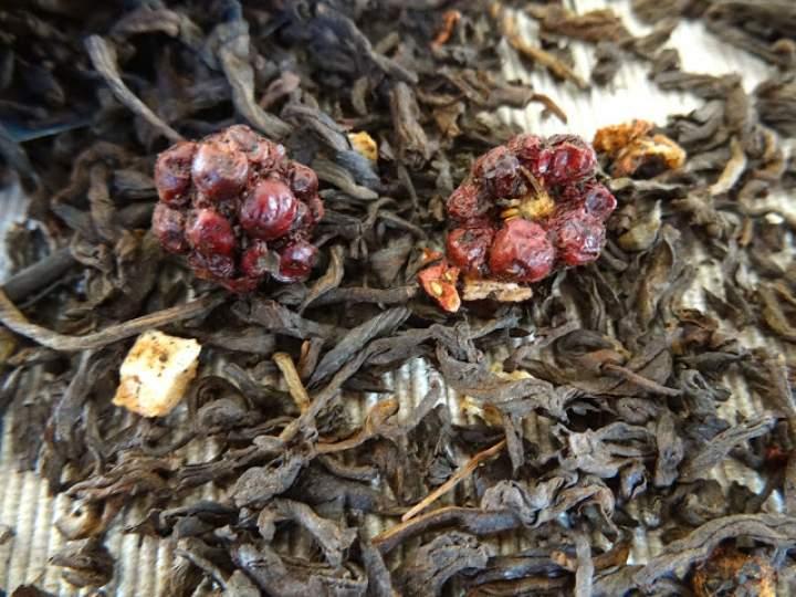 Właściwości czerwonej herbaty cz. 1