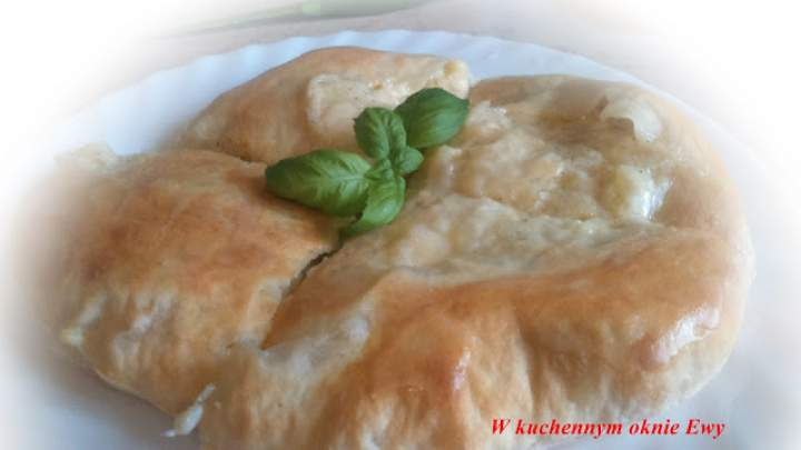 Chaczapuri-chlebek gruziński