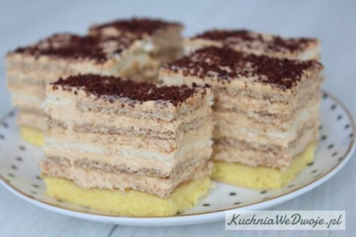Ciasto kajmakowe