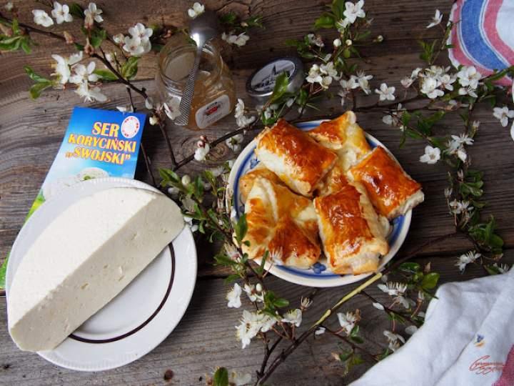 Wytrawne ciastka z jarzębiną i serem
