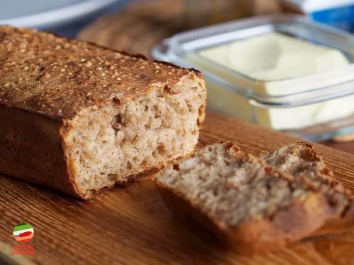 Chleb żytni codzienny na zakwasie