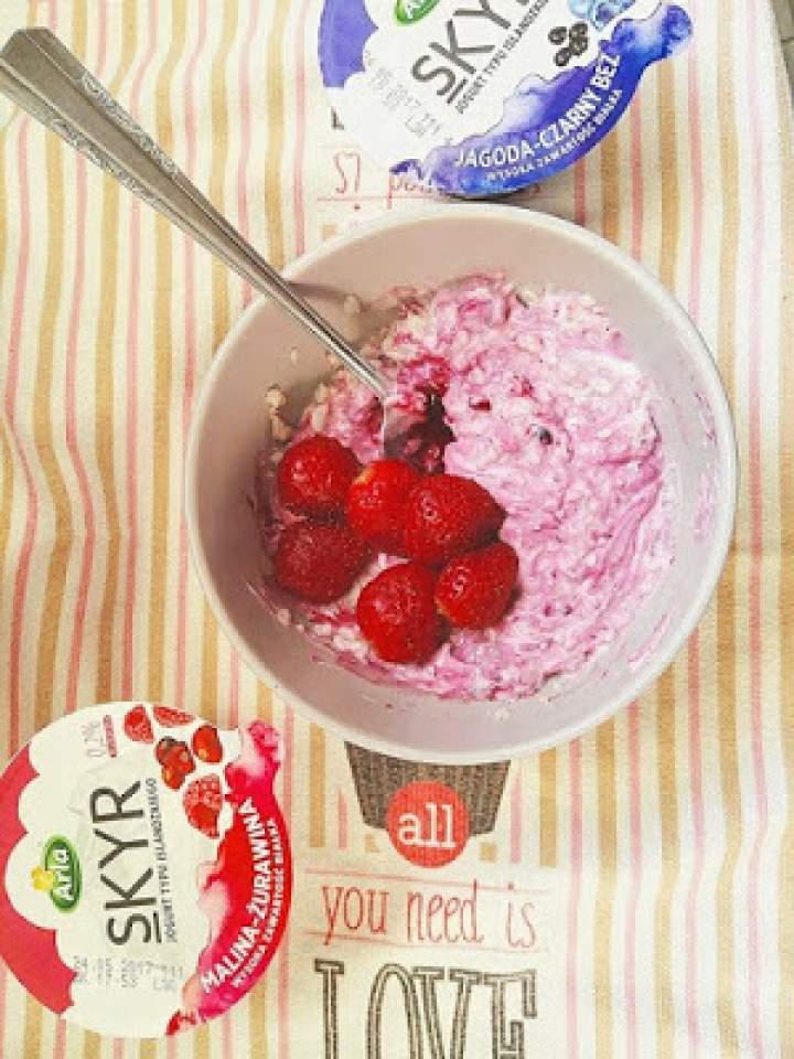 Islandzkie śniadanie