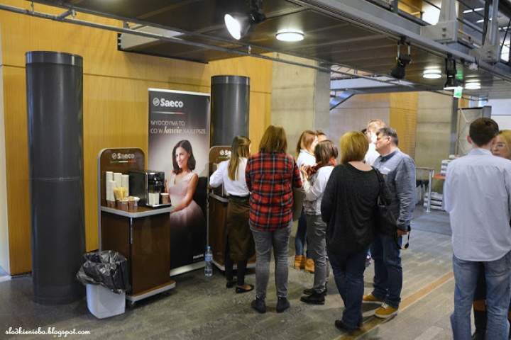 Warsztaty E.Wedel i Food Blogger Fest VII