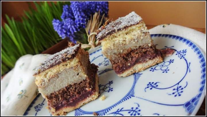 Ciasto prosto z Raju (bez glutenu i nabiału) ;)