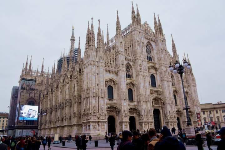 Mediolan – przemysłowy olbrzym północnych Włoch