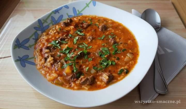 Charczo – zupa gruzińska
