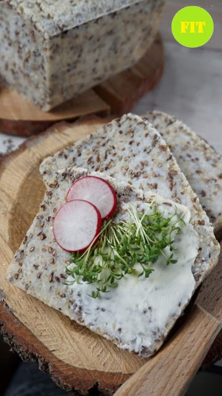 Chleb ryżowy (bezglutenowy, bez drożdży)