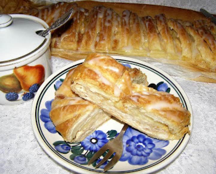francuskie jabłkowo-serowe…