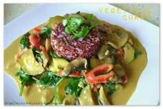Ekspresowe warzywne curry – Vegetable Curry
