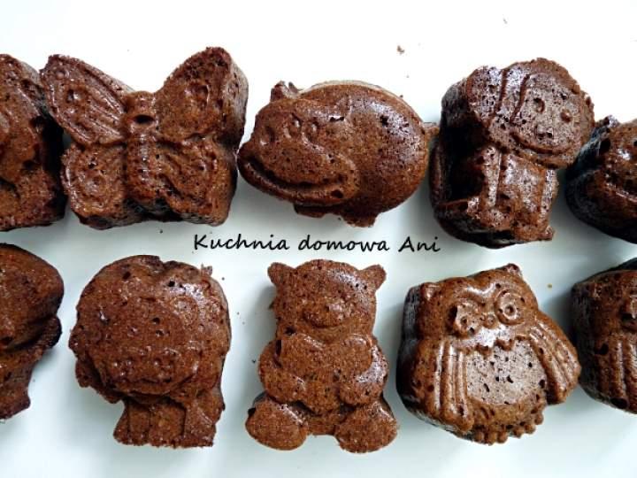 Babeczki kakaowe