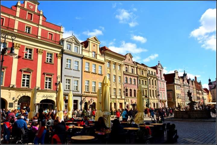 Majówka 2017 Poznań