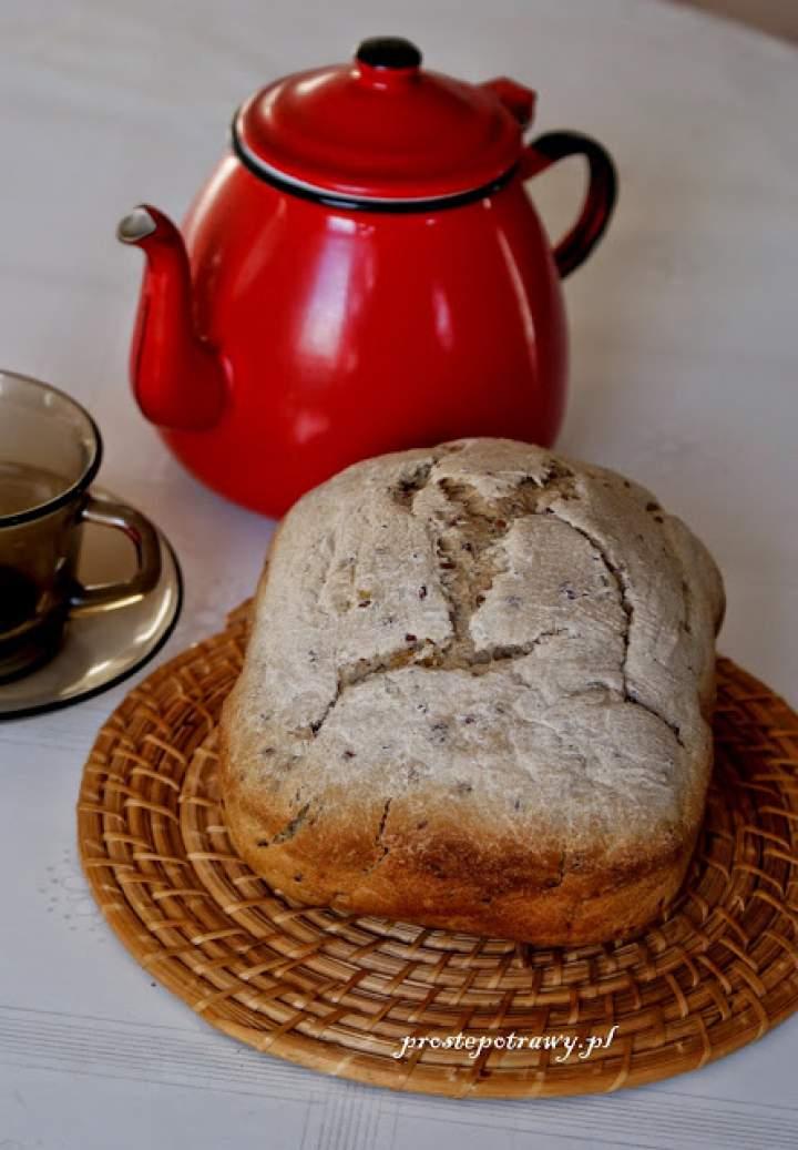 Chleb wiejski z mieszanki gotowej