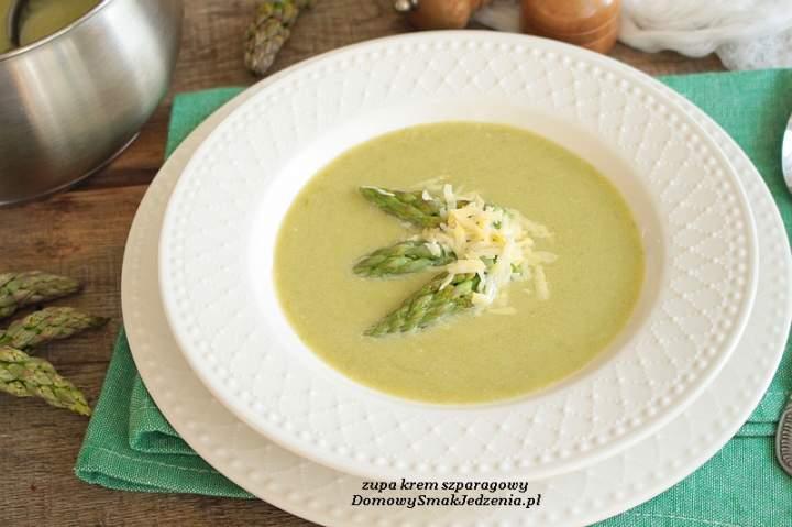 zupa krem szparagowy