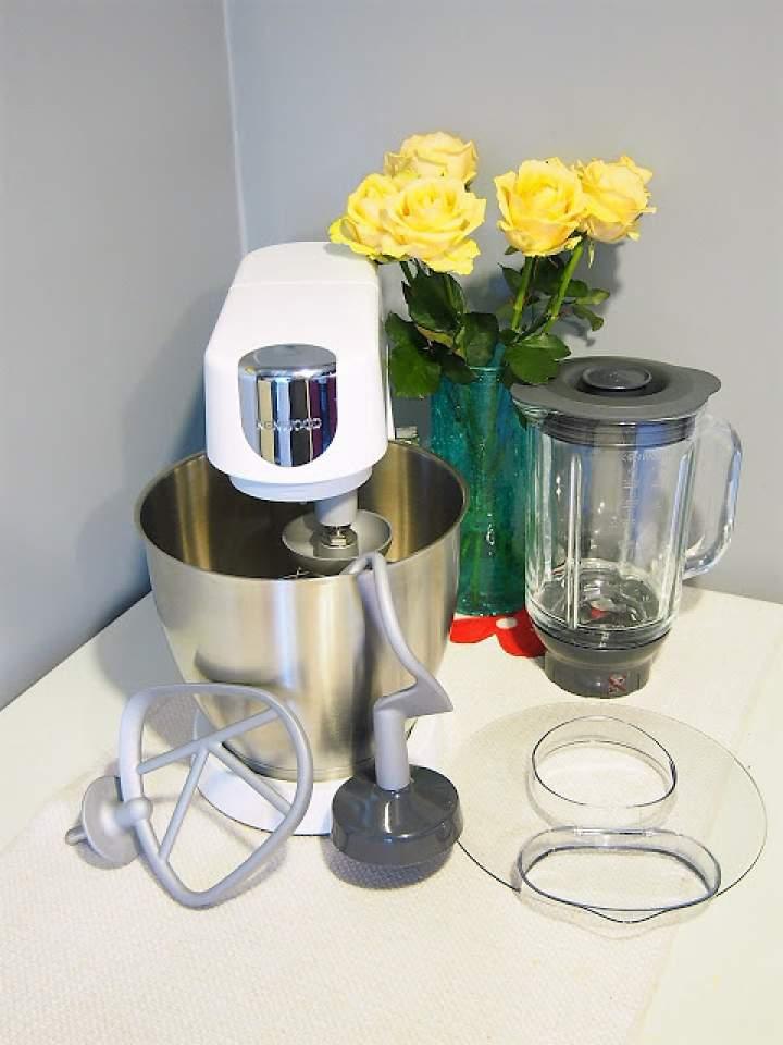 Robot kuchenny Chef XL KVL4170W marki Kenwood – recenzja