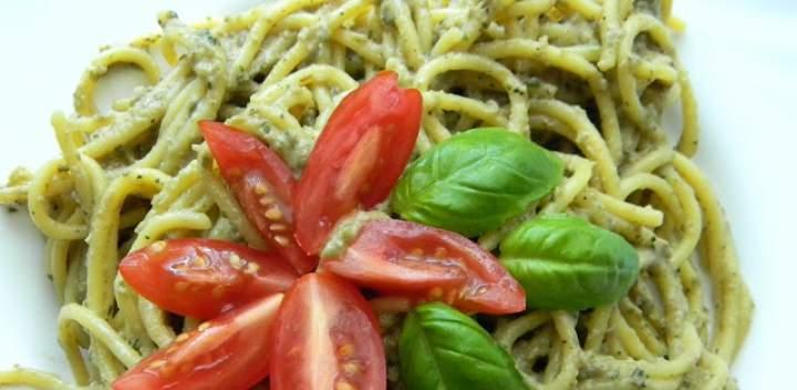 Pesto z cukinii (wegańskie i bezglutenowe) #6