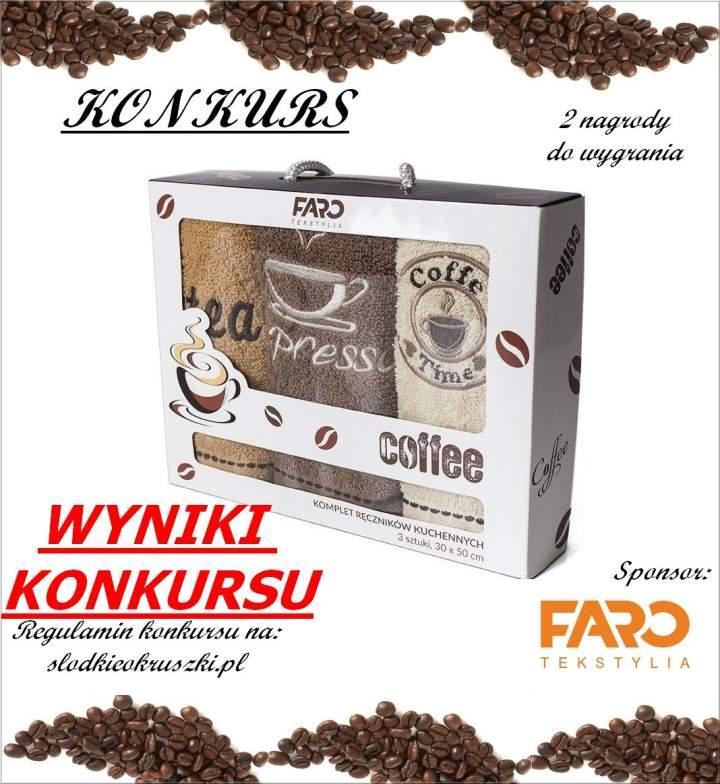 Produkty FARO idealne do kuchni + wyniki konkursu