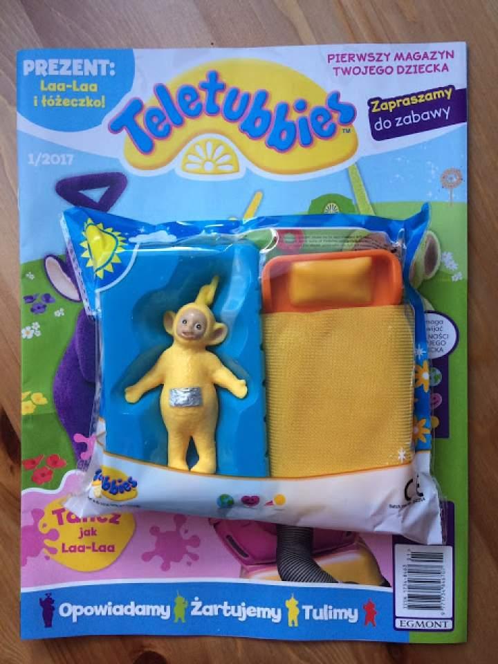 """""""Teletubisie"""" – pierwszy magazyn Twojego dziecka"""