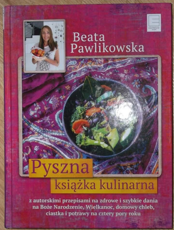 """Recenzja książki: """"Pyszna książka kulinarna"""""""