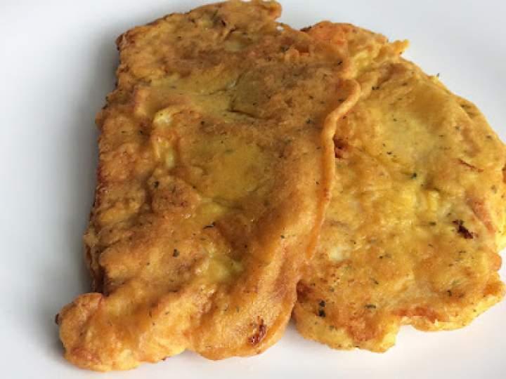 Sznycle z indyka w panierce z mąki ryżowej