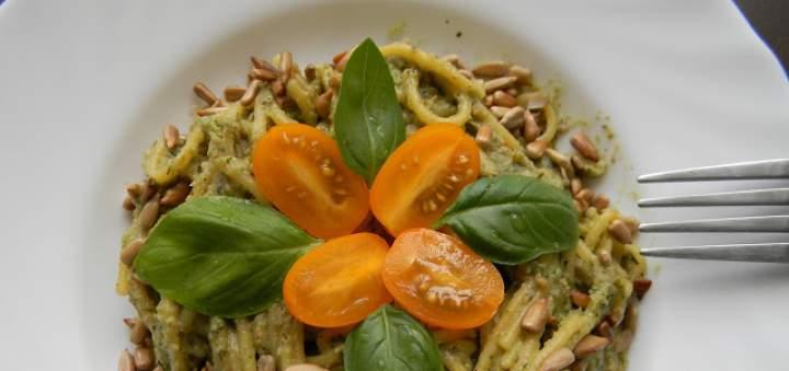 Pesto z brokuła (wegańskie i bezglutenowe) #9