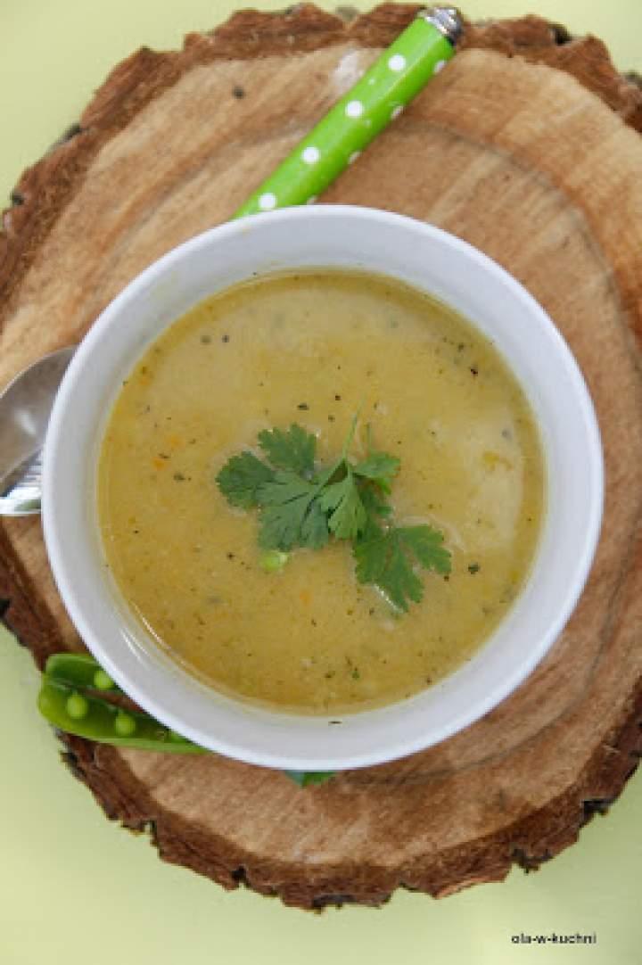 Jarzynowa zupa krem