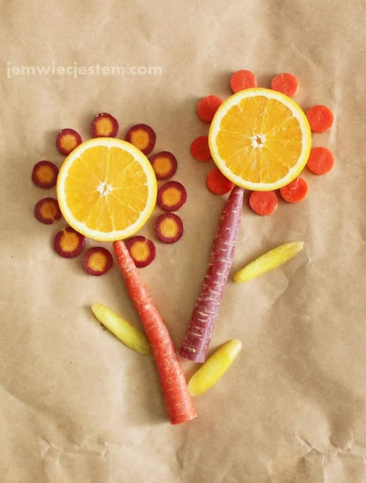 Pomarańcze i marchewka to para doskonała, z której możesz zrobić sos