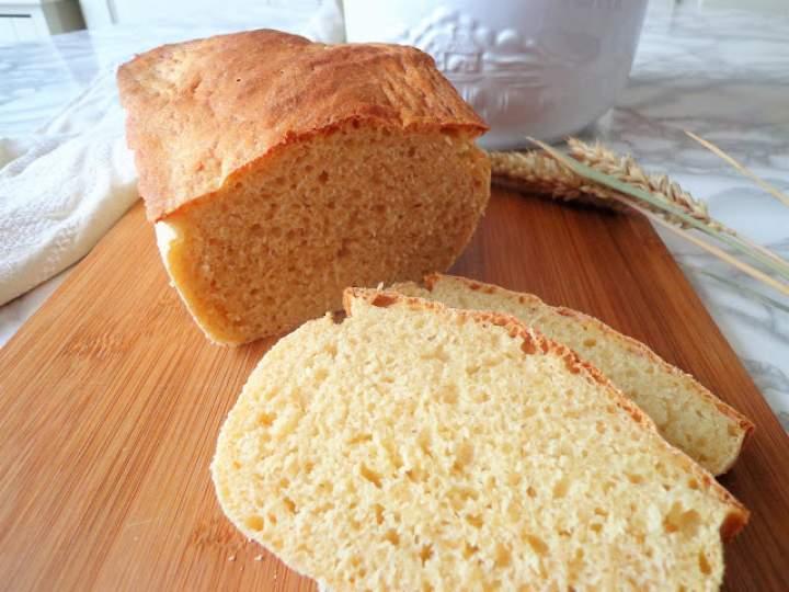 Z cyklu: Domowe pieczywo. Chleb z mąki kamut (Pane con farina di kamut)