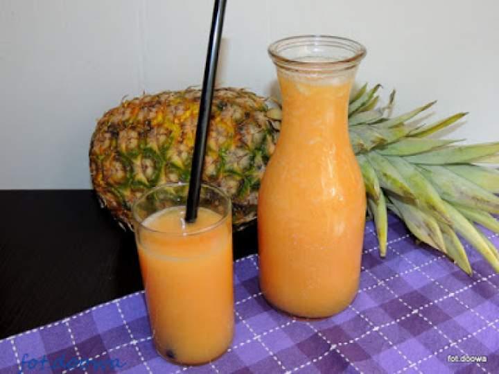 Koktajl z owoców egzotycznych