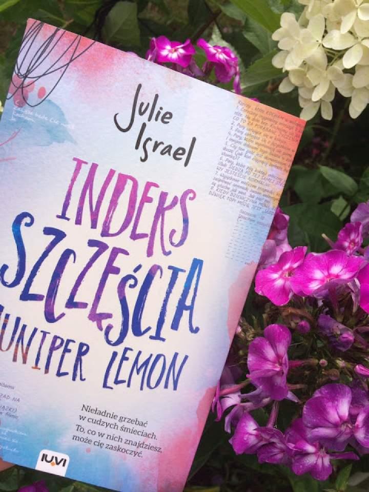"""""""Indeks szczęścia Juniper Lemon"""" – recenzja książki"""