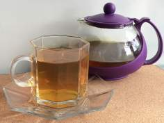 Oczyszczająca herbata z czystka