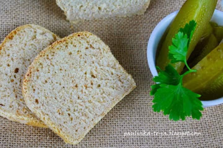 Chleb graham z foremki