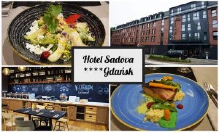 Hotel Sadova wGdańsku – przyjazne dzieciom miejsce niedaleko Starówki!