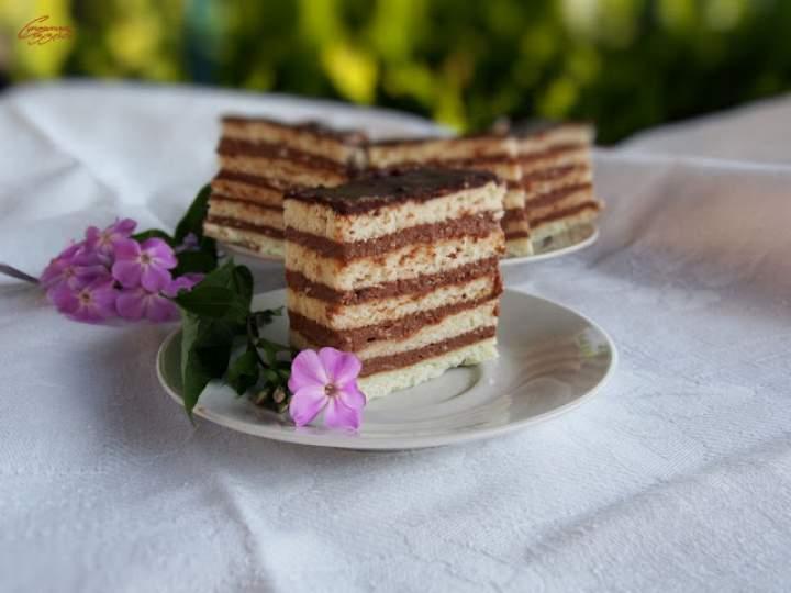 Ciasto Dobosza