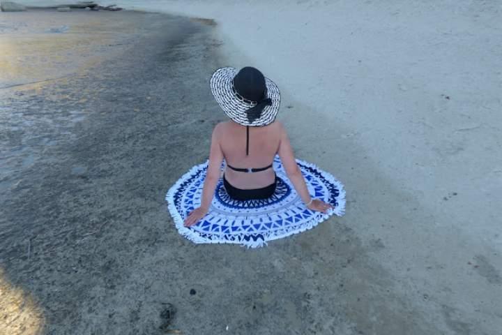 Moda plażowa 50+ – Beach Fashion 50+