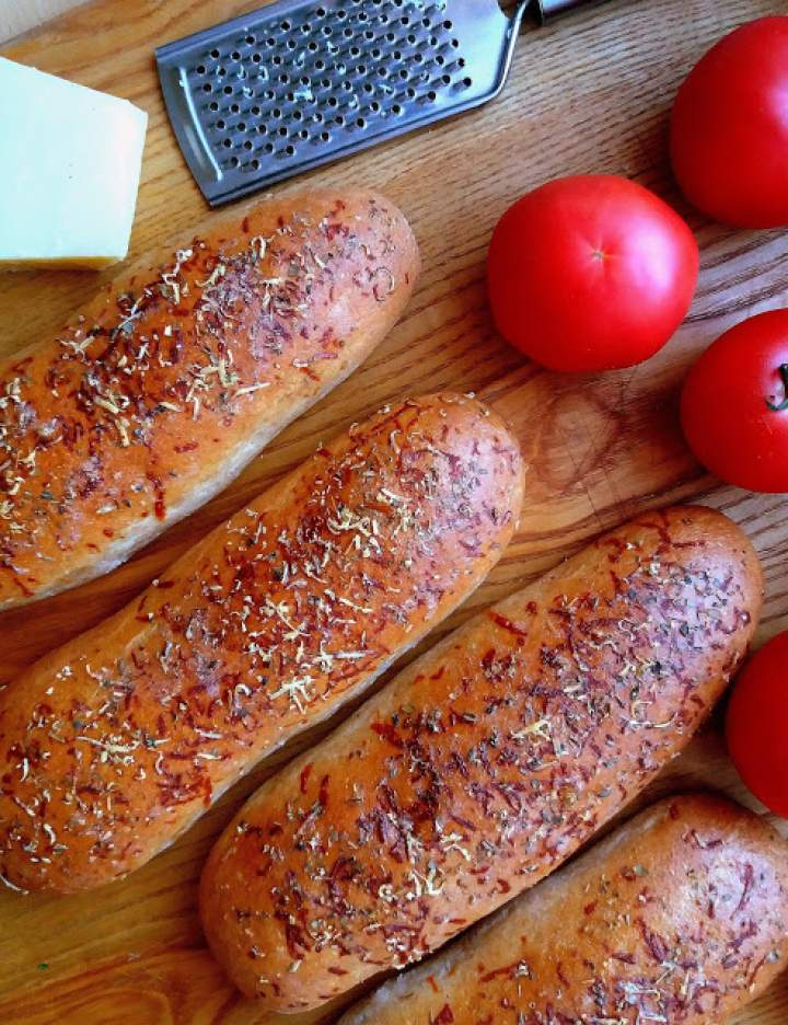 Chlebek Subway / Homemade Subway Bread