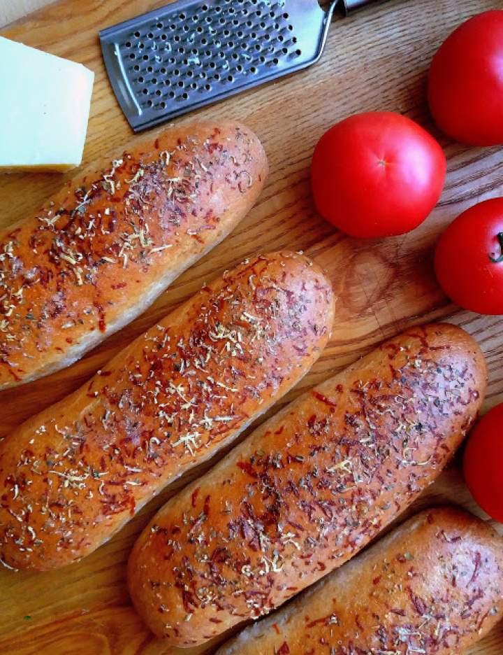 Chlebek Subway / Homemade Subway Bread
