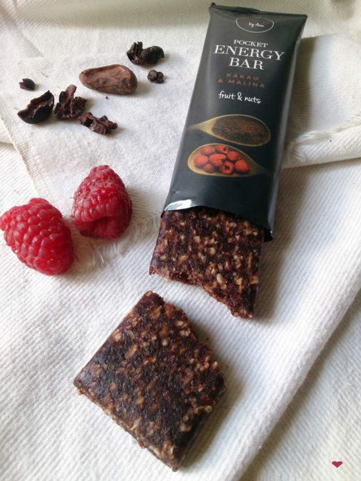 ENERGY BAR, SMOOTHIE I CHIPSY FOODS BY ANN