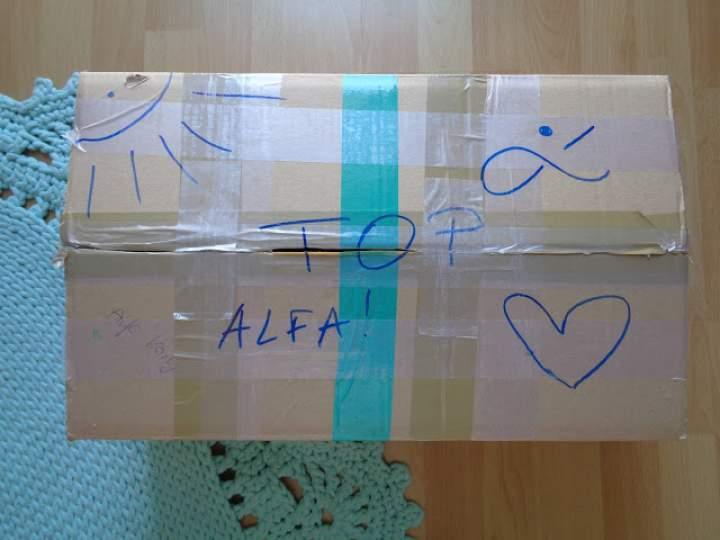 Alfa-koszyk- ratunek dla poszukujących zdrowia