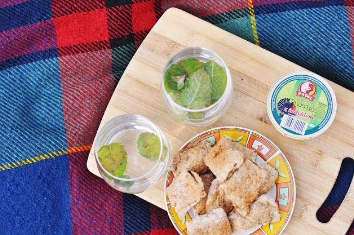 Paszteciki pełnoziarniste – zdrowy piknik z Profi