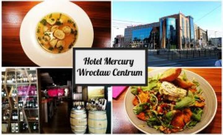 Hotel Mercury Wrocław Centrum – świetna baza dozwiedzania!